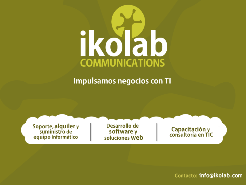 Ikolab Communications Impulsamos negocios con TI